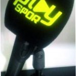 Logo Baskılı Mikrofon Süngeri